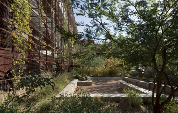 Back to back asla awards for ten eyck decomposed granite for Ten eyck landscape architects
